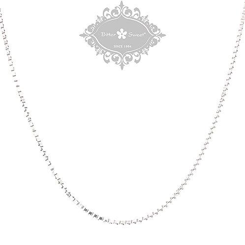 Sterling Silver Box Chain 103739