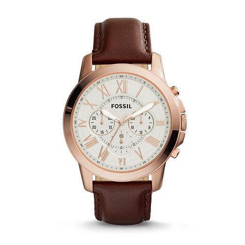 Fossil Grant Mens Watch