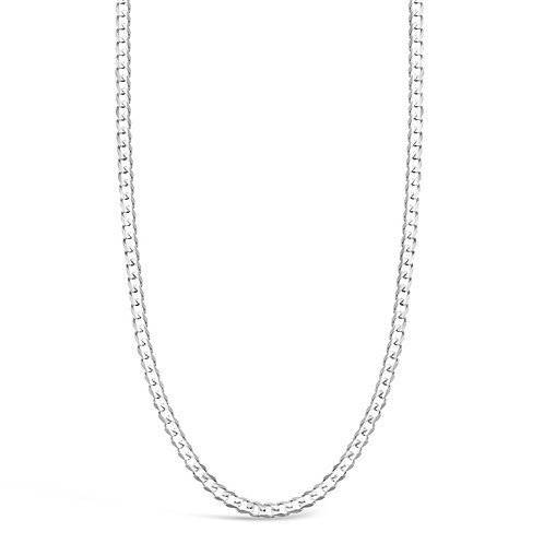 Bitter Sweet Sterling Silver Necklace 142102