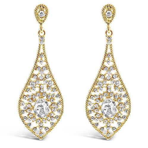 Fashion Crystal Drop Earrings 143574
