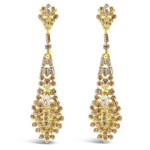 Fashion Crystal Drop Earrings 143580