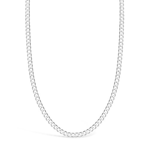 Bitter Sweet Sterling Silver Necklace 142106