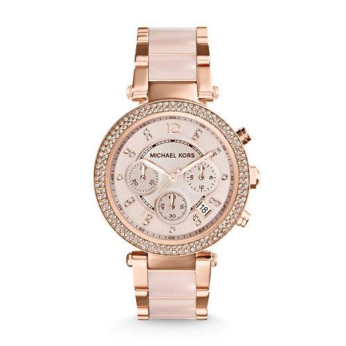 Michael Kors Paker Ladies Watch 136386