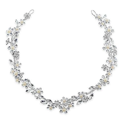 Bridal Silver Hair Vine 133295-10126810