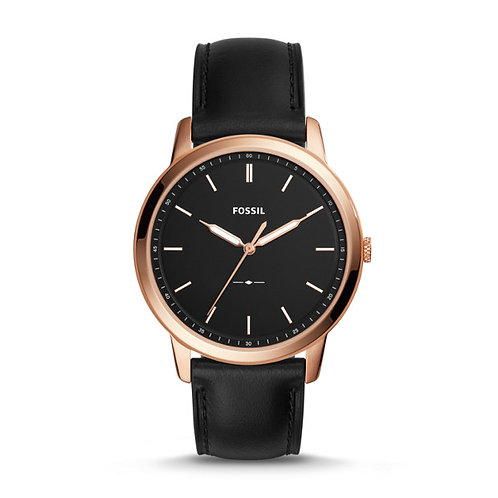Fossil The Minimalist Mens Watch