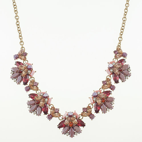 Fashion Red Necklace 141113