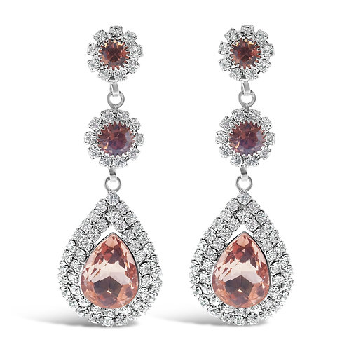 Fashion Rhinestones Earrings 142181