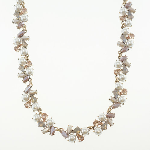 Fashion Clear Necklace 141106
