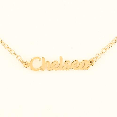 Marina De Buchi Personalized Necklace Chelsea 140276