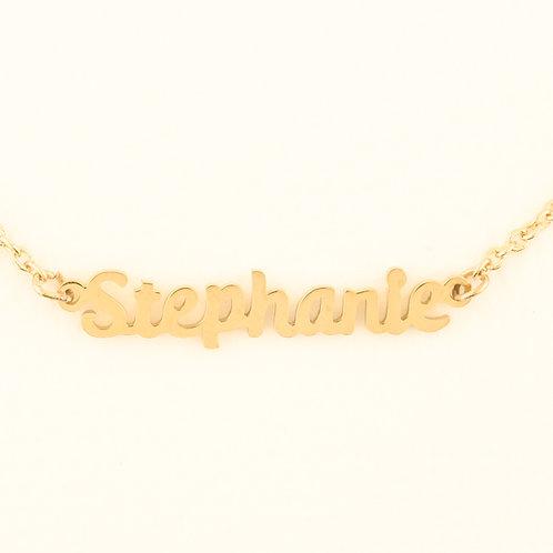 Marina De Buchi Personalized Necklace Stephanie 140388