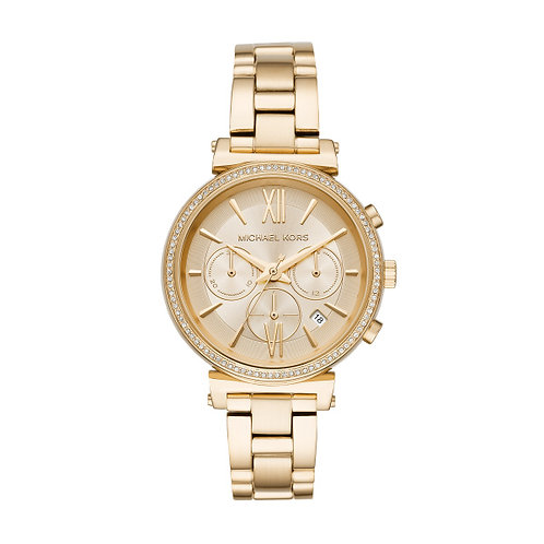 Michael Kors Sofie Ladies Watch 131684