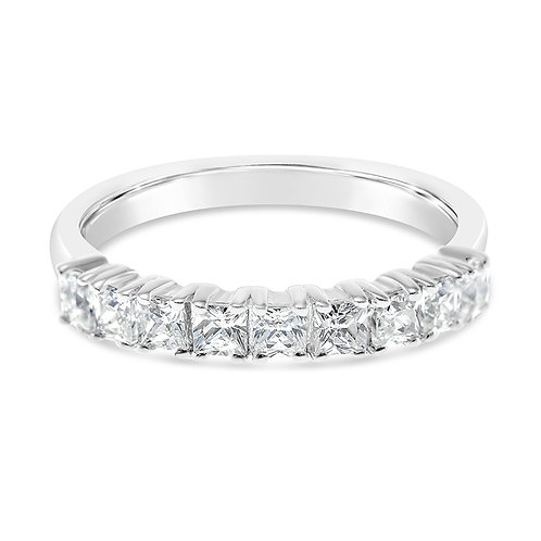 Bitter Sweet Sterling Silver Cubic Zirconia Ring 132027