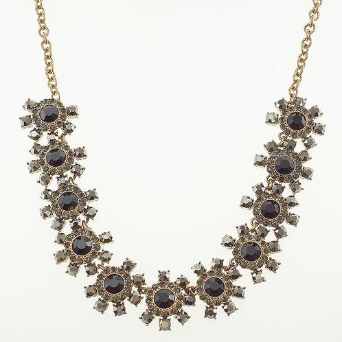 Fashion Black Necklace 141116