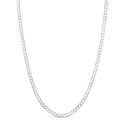 Bitter Sweet Sterling Silver Necklace 142105