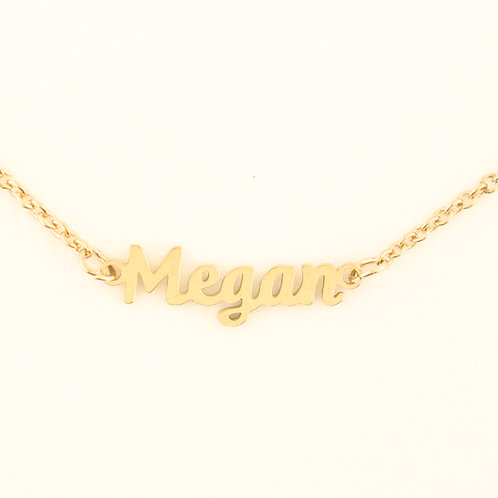 Marina De Buchi Personalized Necklace Magan 140363