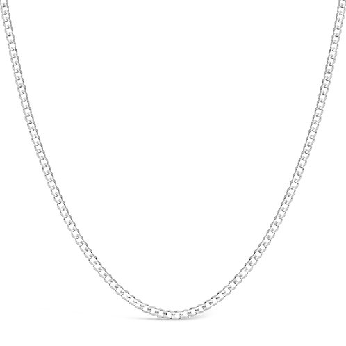 Bitter Sweet Sterling Silver Necklace 142103