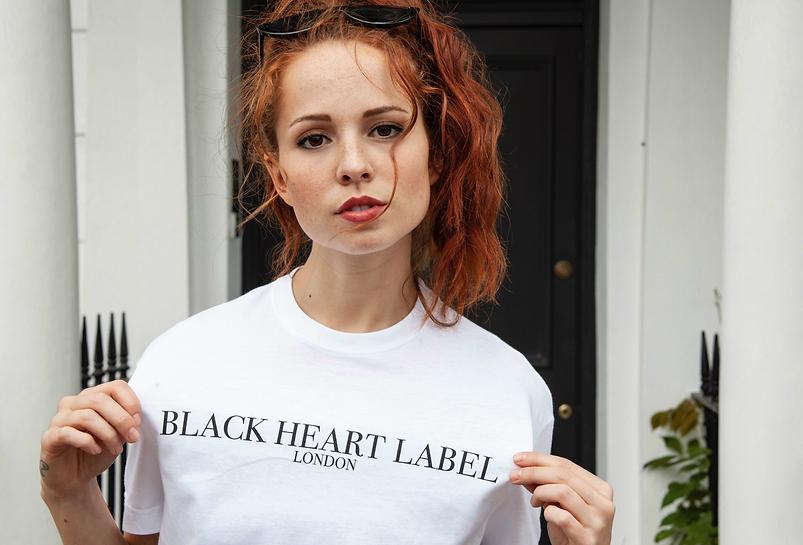 Black Heart Label