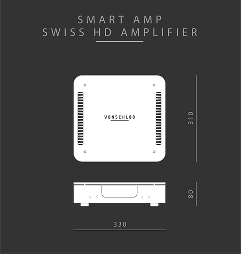 Vonschloo Smart Amp