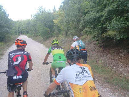 Bike Ferien Toskana mit Mahu