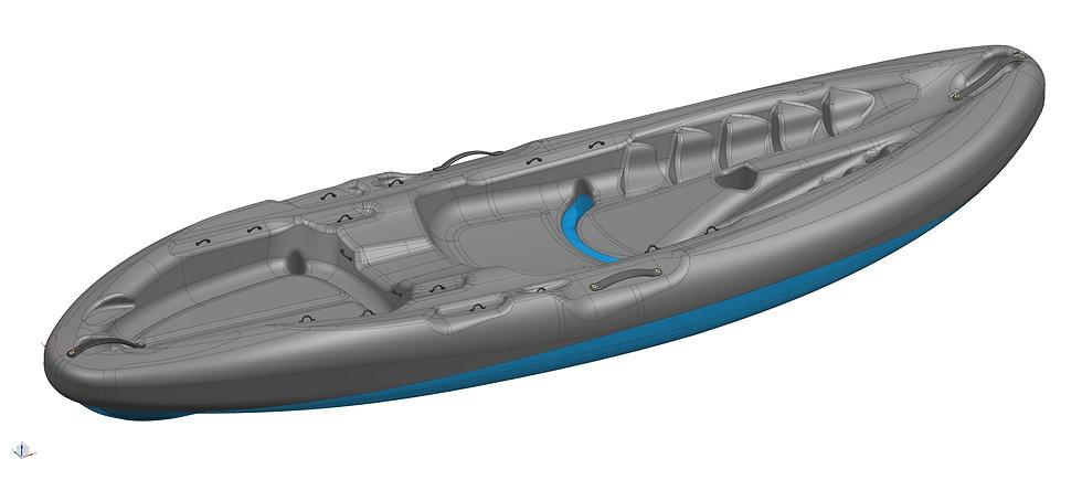 BRO Wildcat Kayak