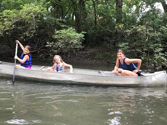 V-Fitt Canoe Trip 2017