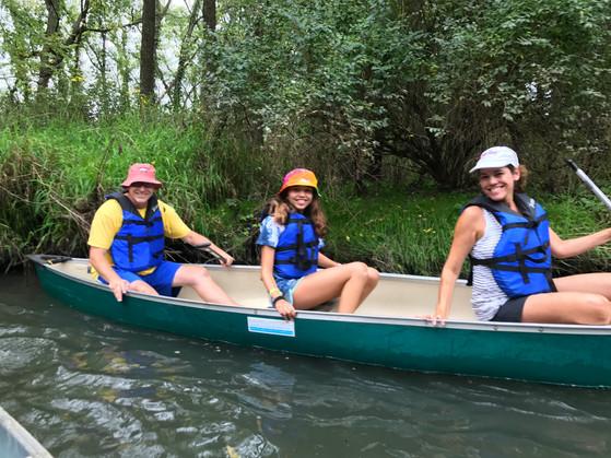 V-Fitt Canoe Trip