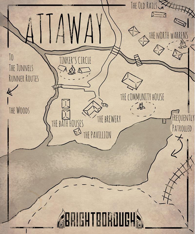 Attaway Map