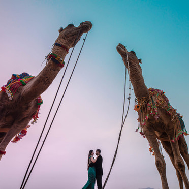 PREWEDDING AT JAISALMER
