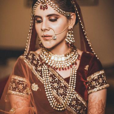 BRIDE AVNEET