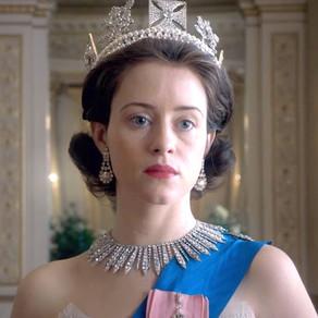 "Watching ""The Crown"" on TV by Elizabeth Edelglass"