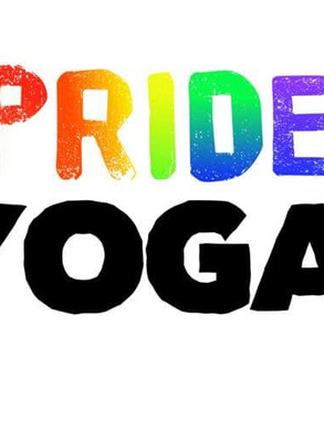 Delaware Ohio Pride teamed up with Zen Mimi Wellness for a yoga in the park experience.