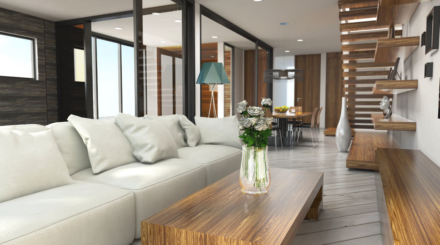 Marina Villas - Living Room 2