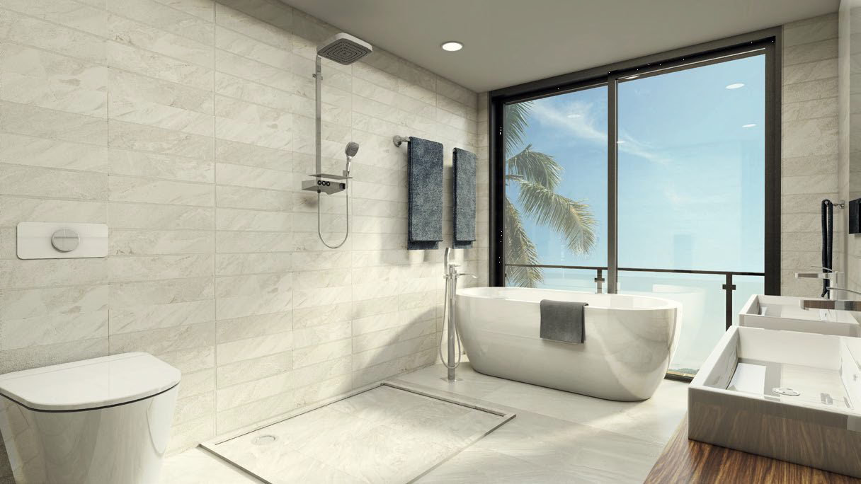 Marina Villas - Bathroom