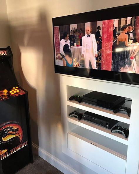 TV & Games storage. Marston,Oxford