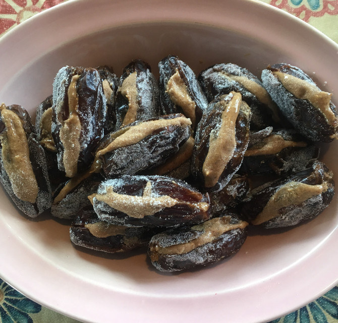 Stuffed Dates Can Bring Back Memories Of Holidays Past!!