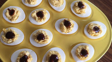 Deviled Eggs, Happy Dance, Egg Salad?