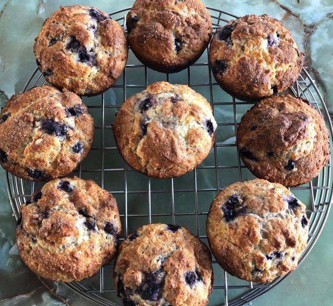Buffins Anyone? Blueberry Lemon, Raspberry Lemon, You Name It!!
