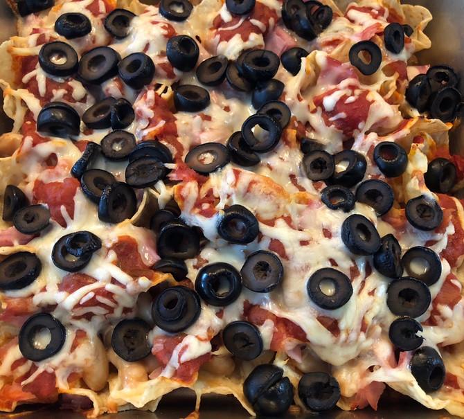 Nacho Casserole, Nachos, Nacho Pie, Call It What You Want In Your Kitchen!!!