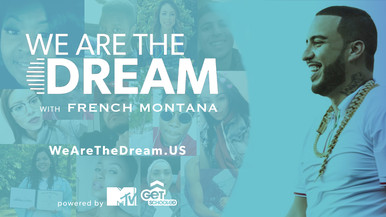 We Are The Dream campaign Shorty Award Cover