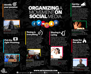 Organizing a Movement on Social
