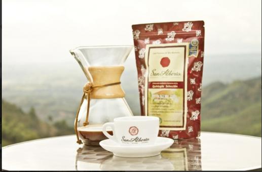 San Alberto Coffee Farm Colombia