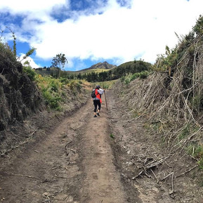 Acclimation Hike, Quito