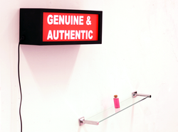 Genuine & Authentic Above All Things