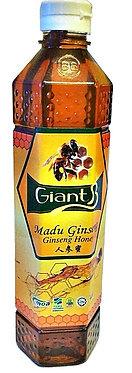Ginseng Honey 1 Kg