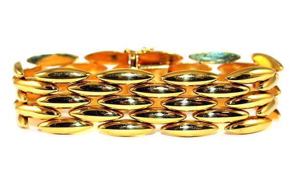 Vintage Cartier Gold Bracelet