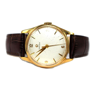 Vintage Omega Gold Watch c.1964