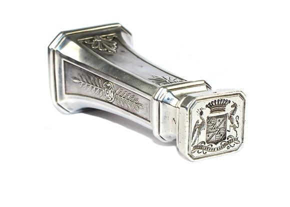 Silver Desk Seal