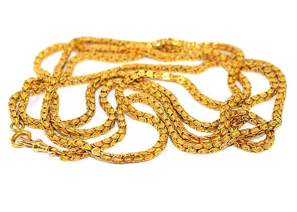 Victorian Gold Guard Chain