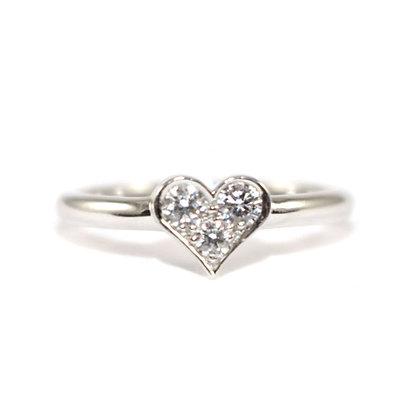 Tiffany Hearts Ring