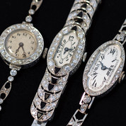 DIAMOND COCKTAIL WATCHES